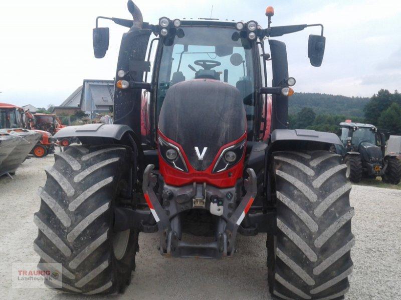 Traktor типа Valtra T 174D, Gebrauchtmaschine в Mainburg/Wambach (Фотография 5)