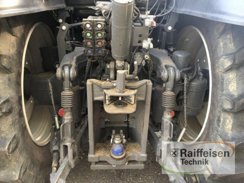 Traktor des Typs Valtra T 194 Active, Vorführmaschine in Bad Oldesloe (Bild 5)