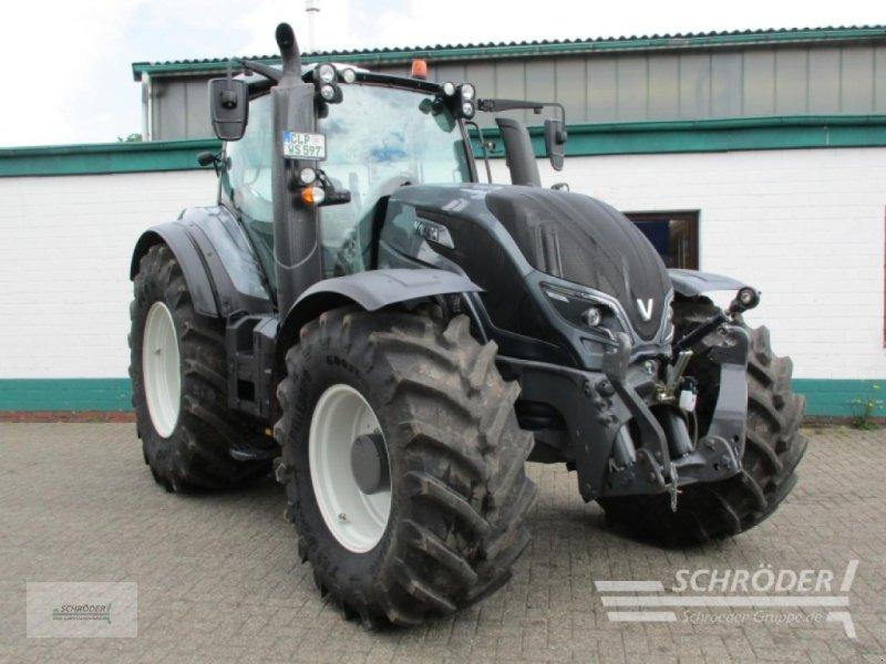 Traktor des Typs Valtra T 214 D SMARTTOUCH, Gebrauchtmaschine in Holdorf (Bild 1)