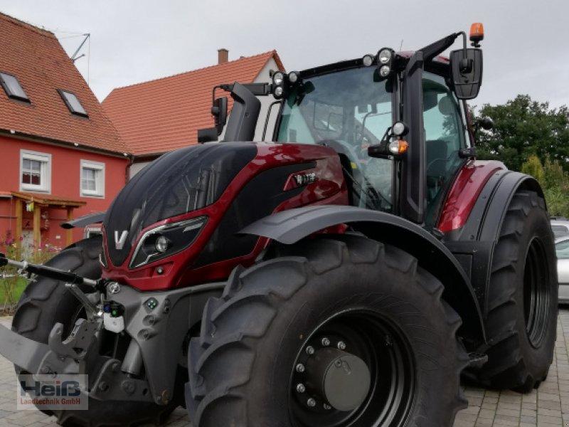 Traktor des Typs Valtra T 214 D, Neumaschine in Merkendorf (Bild 1)