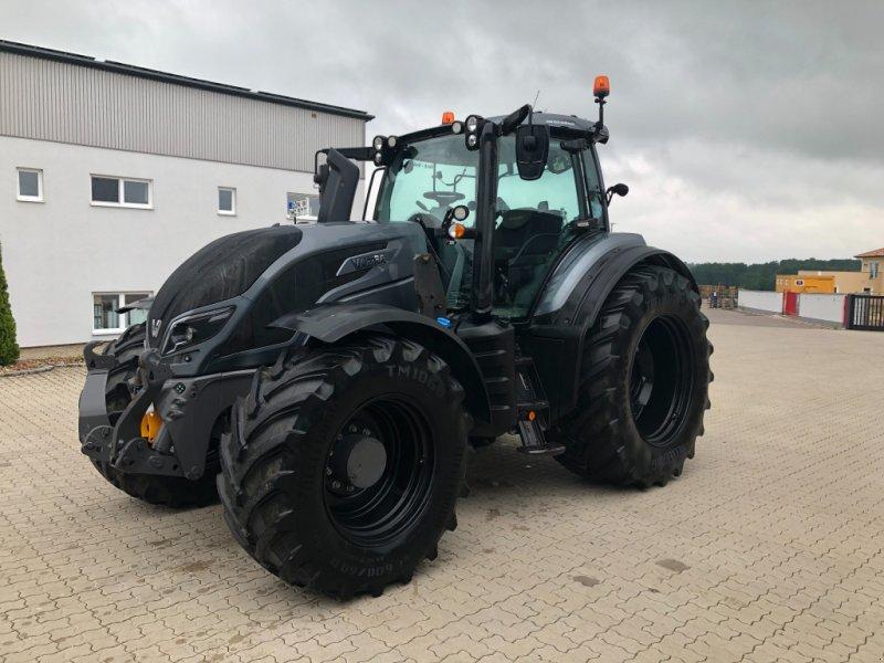 Traktor des Typs Valtra T 214 D, Gebrauchtmaschine in Wittesheim (Bild 1)