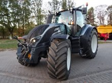 Valtra T 214 Direct, Frontzapfwelle (T214) Traktor