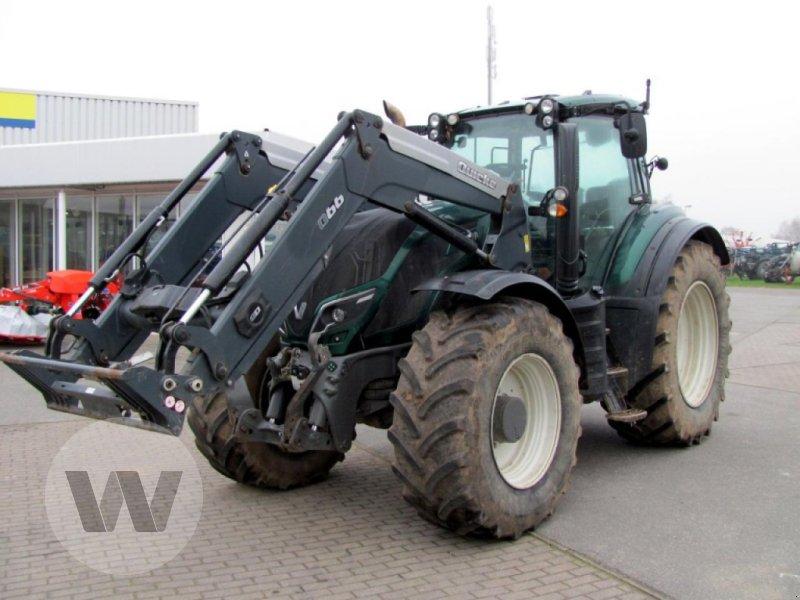 Traktor des Typs Valtra T 214 Direct, Gebrauchtmaschine in Bützow (Bild 1)