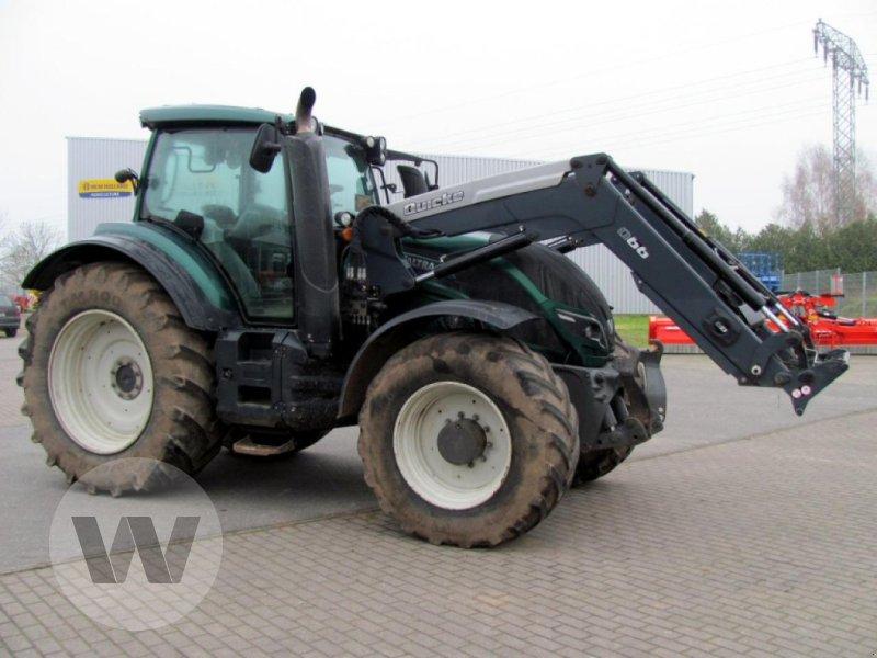 Traktor des Typs Valtra T 214 Direct, Gebrauchtmaschine in Bützow (Bild 2)