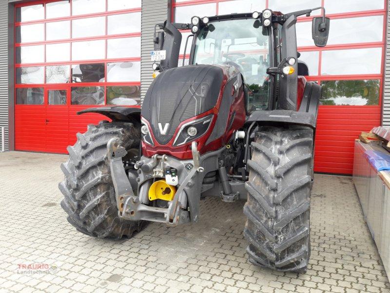 Traktor des Typs Valtra T 214D mit Rüfa, Gebrauchtmaschine in Mainburg/Wambach (Bild 2)