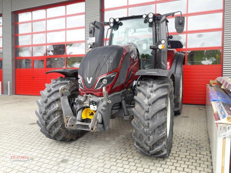 Traktor des Typs Valtra T 214D mit Rüfa, Gebrauchtmaschine in Mainburg/Wambach (Bild 10)