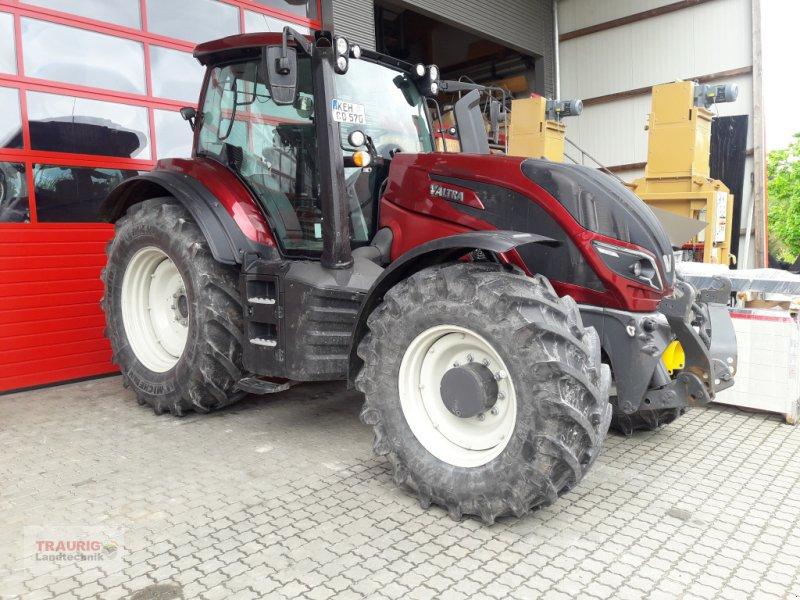 Traktor des Typs Valtra T 214D mit Rüfa, Gebrauchtmaschine in Mainburg/Wambach (Bild 11)