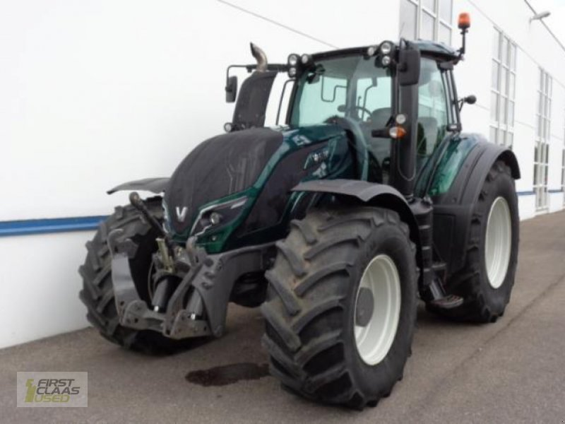 Traktor a típus Valtra T 234, Gebrauchtmaschine ekkor: Langenau (Kép 1)