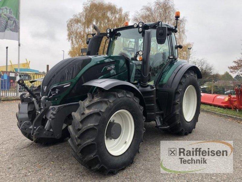 Traktor des Typs Valtra T 254, Gebrauchtmaschine in Bad Oldesloe (Bild 1)