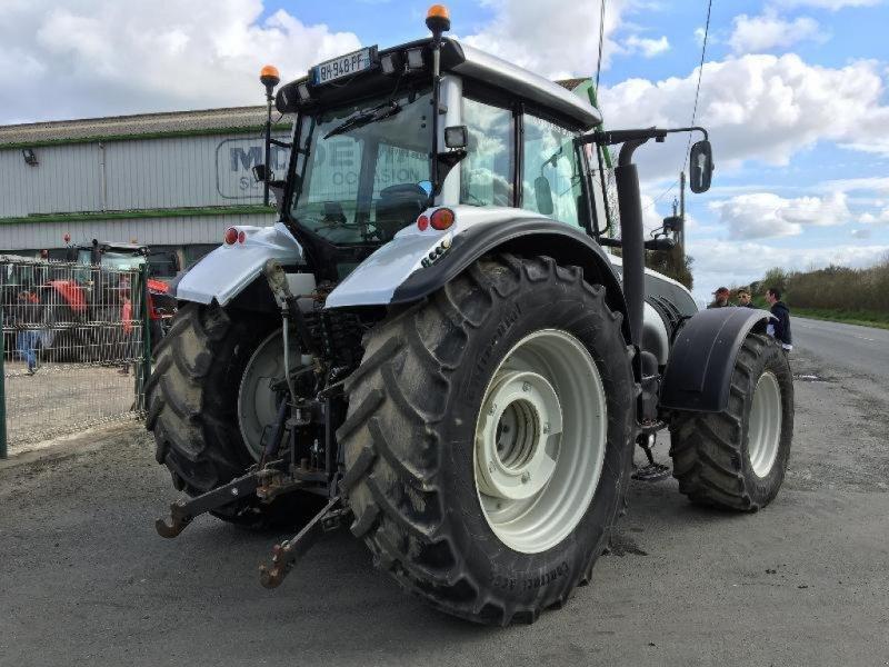 Traktor des Typs Valtra T203, Gebrauchtmaschine in Saint suplice le ver (Bild 4)