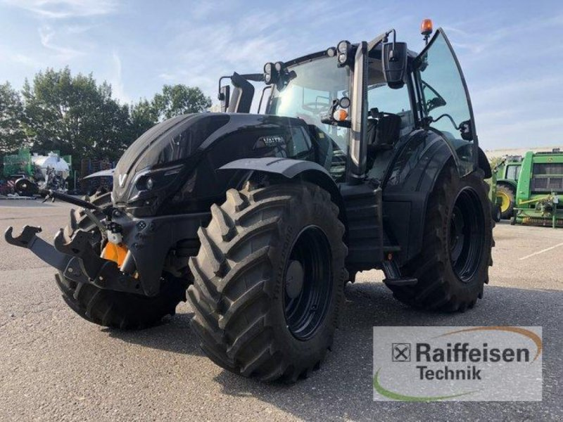 Traktor des Typs Valtra T214 Direct, Gebrauchtmaschine in Bad Oldesloe (Bild 1)