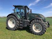 Traktor typu Valtra T214 Versu SmartTouch Grøn Metallic m. TwinTrac & Frontlift, Gebrauchtmaschine w Ringkøbing