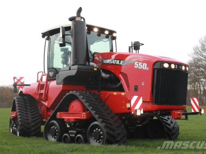 Traktor типа Versatile 550DT, Gebrauchtmaschine в Stegeren (Фотография 1)
