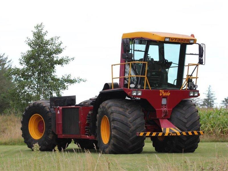 Traktor типа Vredo VT3926, Gebrauchtmaschine в Ulfborg (Фотография 1)