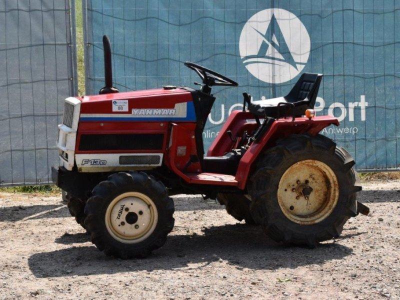 Traktor типа Yanmar F13D, Gebrauchtmaschine в Antwerpen (Фотография 1)