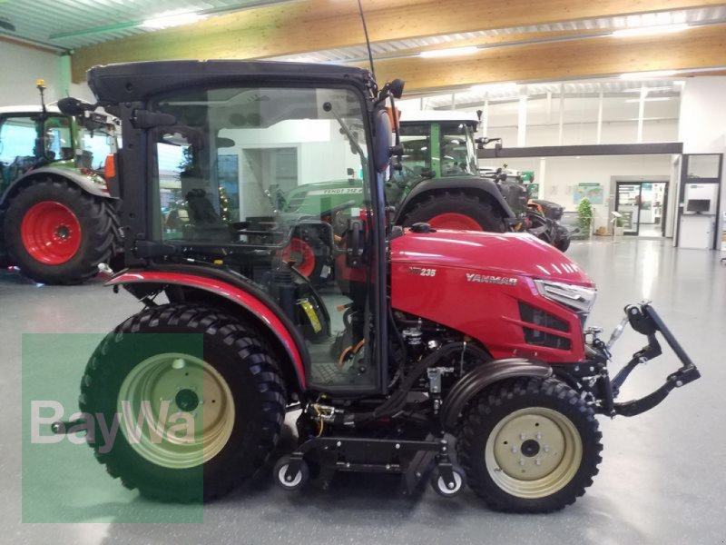 Traktor des Typs Yanmar GEBR. YT235H, Gebrauchtmaschine in Bamberg (Bild 4)