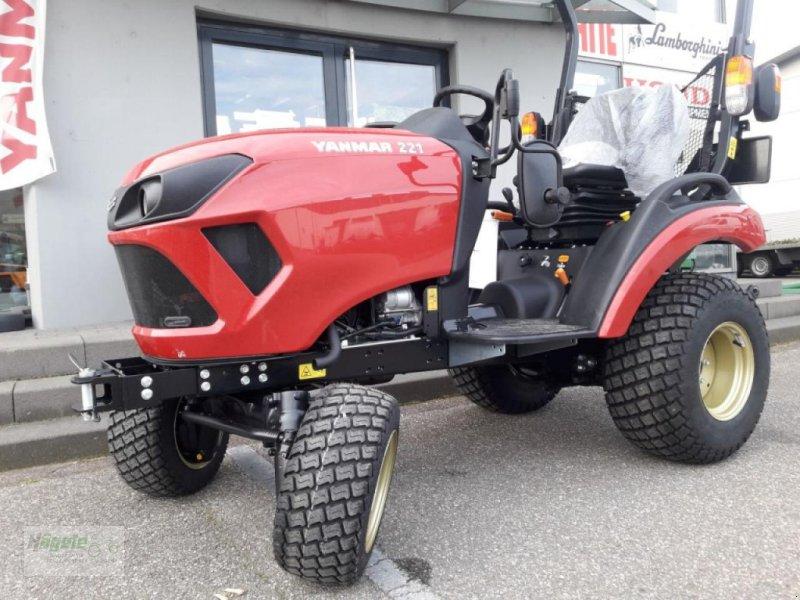 Traktor des Typs Yanmar SA 221 B-R, Neumaschine in Uhingen (Bild 1)