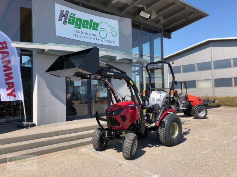 Traktor des Typs Yanmar SA 424 V-R, Neumaschine in Uhingen (Bild 1)