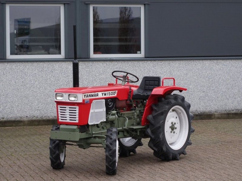 Traktor typu Yanmar YM1500 4wd / 1143 Draaiuren, Gebrauchtmaschine v Swifterband (Obrázok 1)