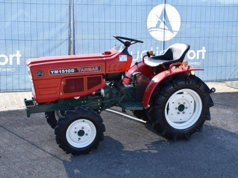 Traktor типа Yanmar YM1510D, Gebrauchtmaschine в Antwerpen (Фотография 1)