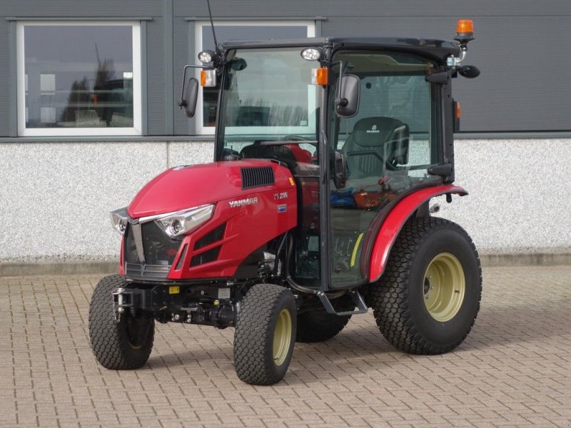 Traktor typu Yanmar YT235 4wd HST / 0081 Draaiuren / Fabriekscabine, Gebrauchtmaschine v Swifterband (Obrázok 1)