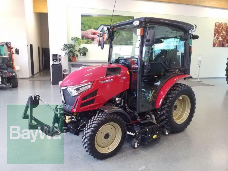 Traktor des Typs Yanmar YT235H, Gebrauchtmaschine in Bamberg (Bild 1)