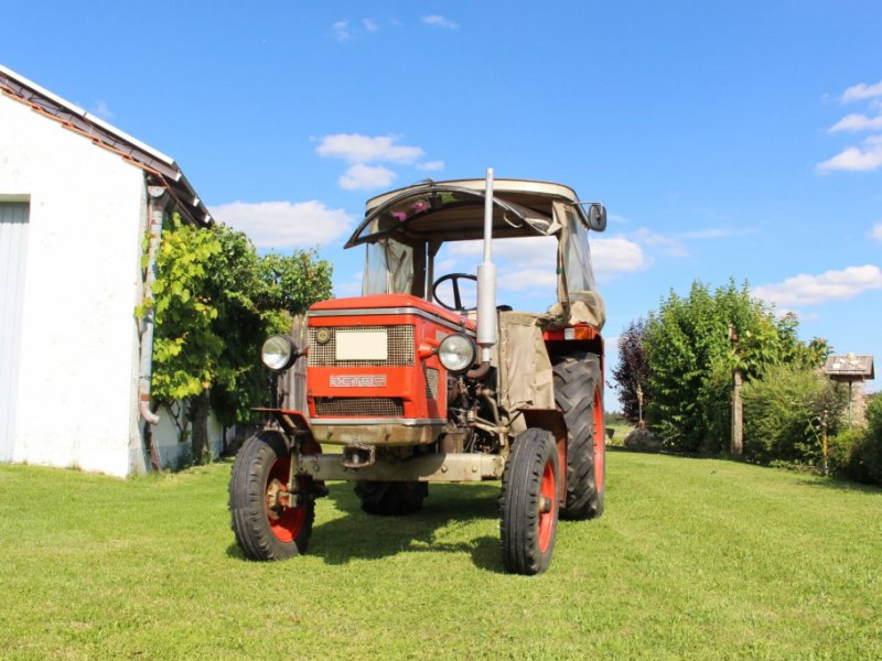 Traktor типа Zetor 4712, Gebrauchtmaschine в Beilngries (Фотография 1)