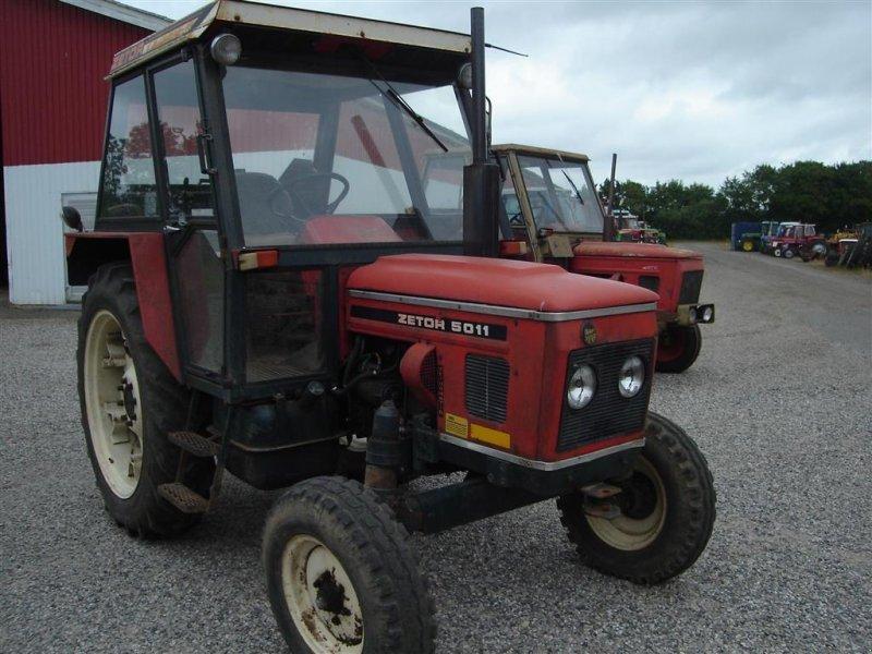 Traktor типа Zetor 5011, Gebrauchtmaschine в Ejstrupholm (Фотография 1)