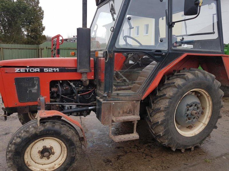 Traktor типа Zetor 5211, Gebrauchtmaschine в Marlow (Фотография 1)