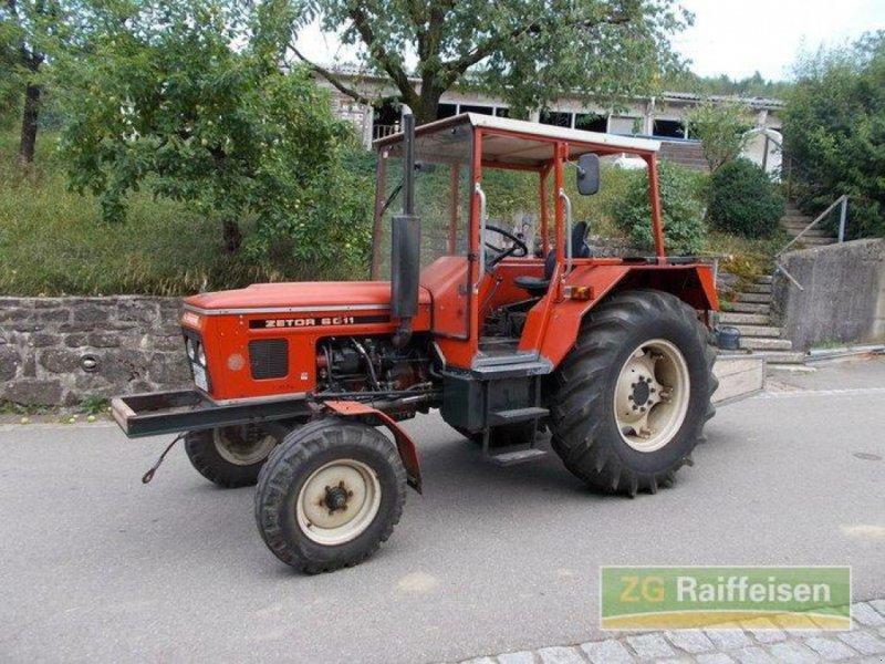 Traktor типа Zetor 6011, Gebrauchtmaschine в Waldshut-Tiengen (Фотография 1)