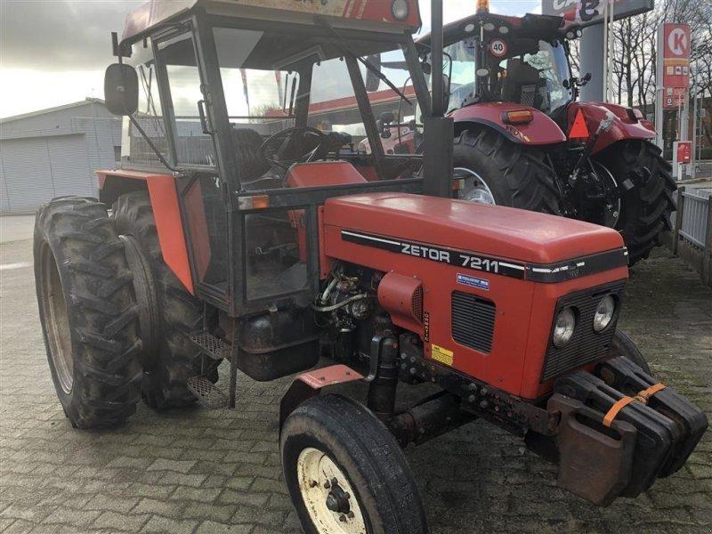 Traktor типа Zetor 7211, Gebrauchtmaschine в Aulum (Фотография 1)