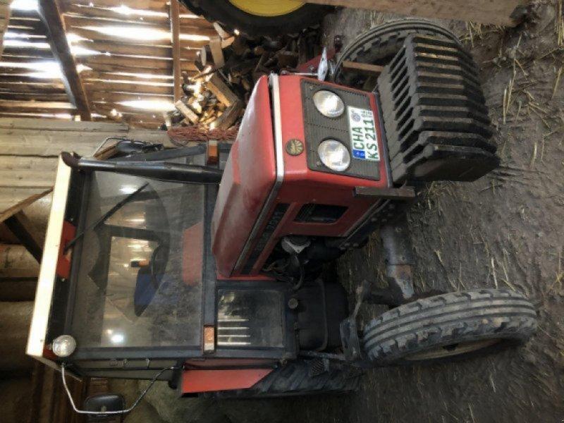 Traktor типа Zetor 7211, Gebrauchtmaschine в Eschlkam (Фотография 1)