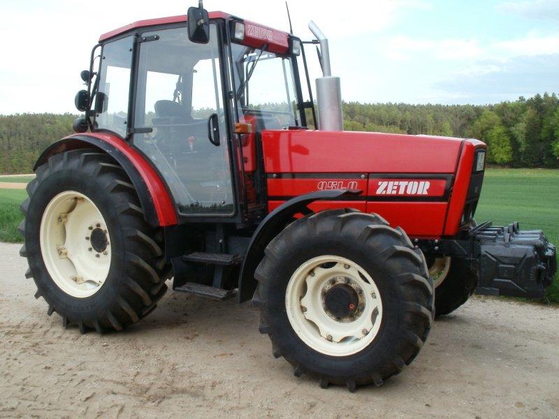 Traktor a típus Zetor 9540, Gebrauchtmaschine ekkor: Nittendorf (Kép 1)