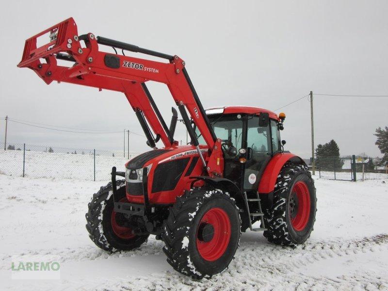 Traktor типа Zetor Crystal 150 + Frontlader, Gebrauchtmaschine в Langenwetzendorf (Фотография 1)