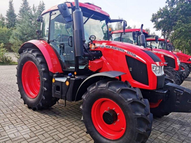 Traktor типа Zetor Forterra 130 HSX Vorführer, Gebrauchtmaschine в Pragsdorf (Фотография 1)