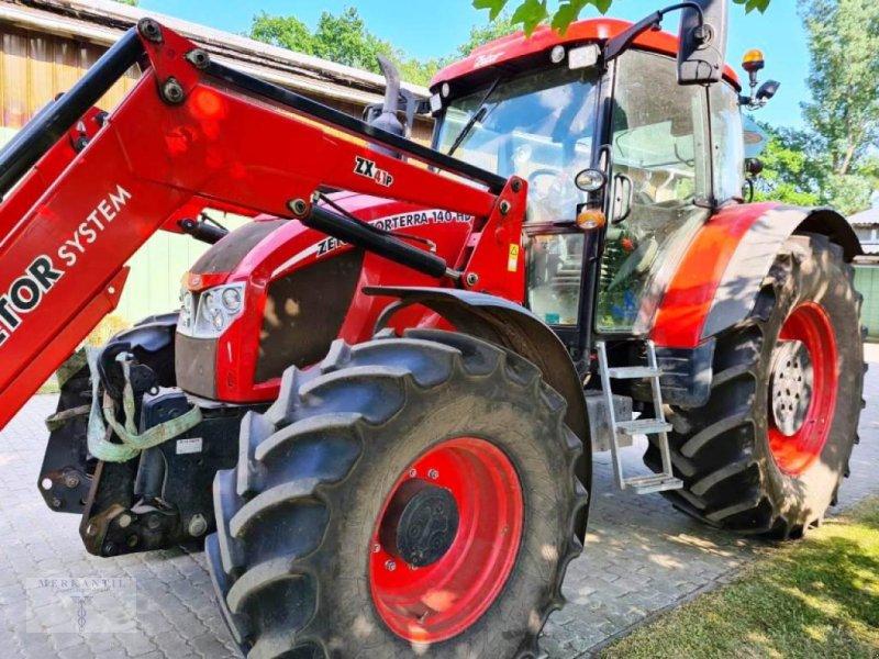 Traktor des Typs Zetor Forterra 140 HD + FL, Gebrauchtmaschine in Pragsdorf (Bild 1)
