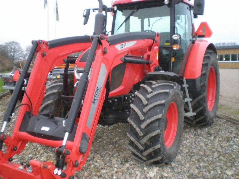 Traktor типа Zetor Forterra 140 HSX M.Ålø ZQ Frontlæsser, Gebrauchtmaschine в Otterup (Фотография 1)