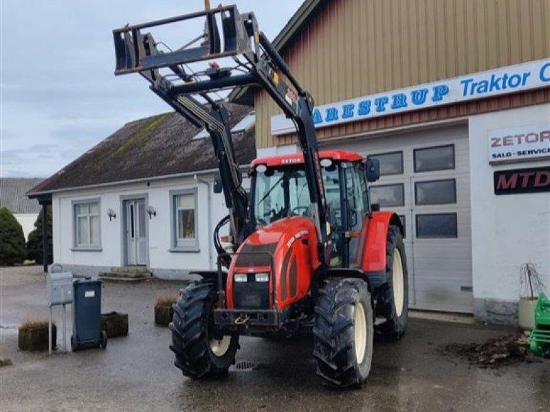 Traktor типа Zetor Forterra 9641 MEGET VELHOLDT!!, Gebrauchtmaschine в Skørping (Фотография 1)