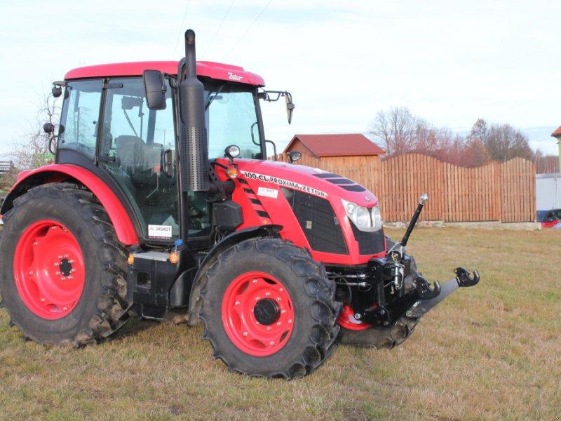 Traktor типа Zetor Proxima 100, Gebrauchtmaschine в Siekierczyn (Фотография 1)