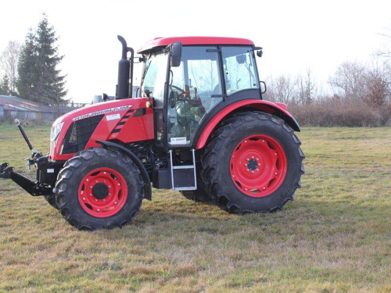Traktor typu Zetor Proxima 100, Gebrauchtmaschine w Siekierczyn (Zdjęcie 3)