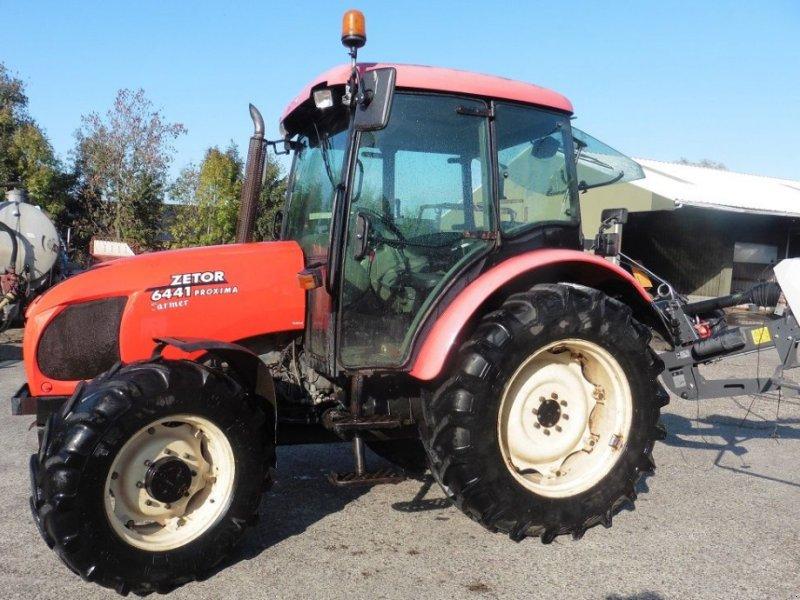 Traktor типа Zetor Proxima 6441 Farmer, Gebrauchtmaschine в Hasselt (Фотография 1)