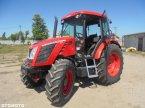 Traktor typu Zetor Proxima 80 Plus w Siekierczyn