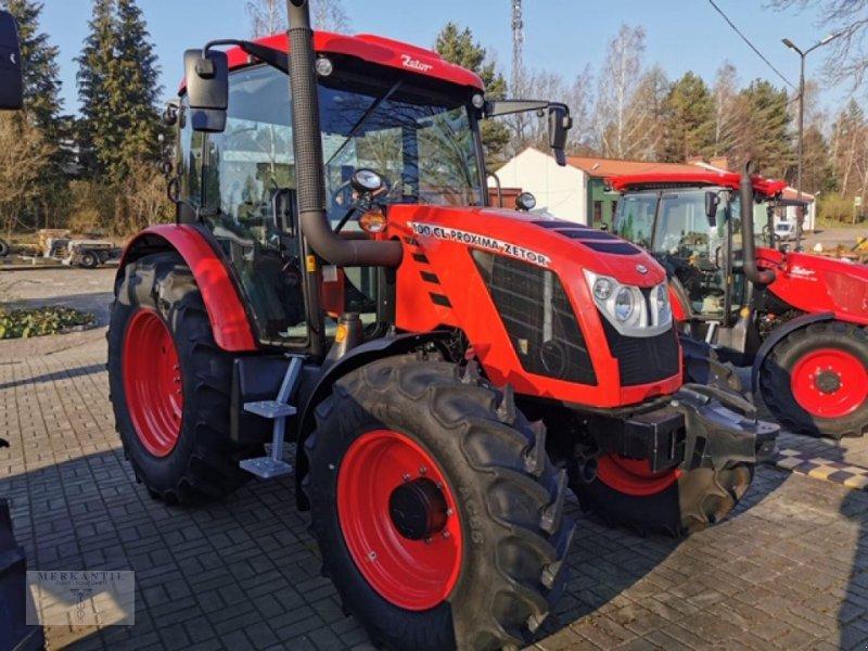 Traktor типа Zetor Proxima CL 100  Vorführer, Gebrauchtmaschine в Pragsdorf (Фотография 1)