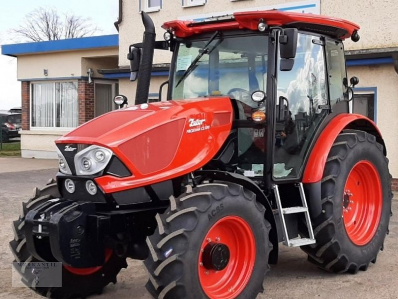Traktor des Typs Zetor Proxima CL 100, Gebrauchtmaschine in Pragsdorf (Bild 1)