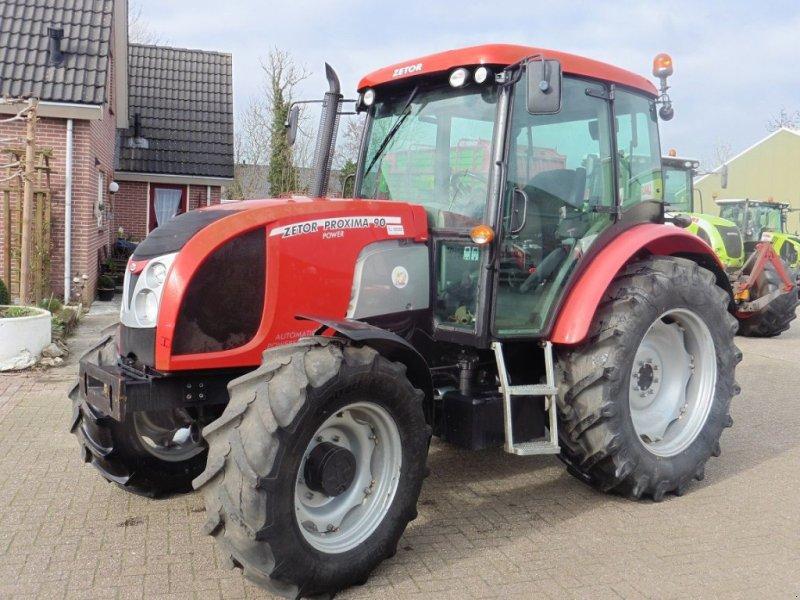 Traktor типа Zetor Proxima Power 90, Gebrauchtmaschine в Hasselt (Фотография 1)