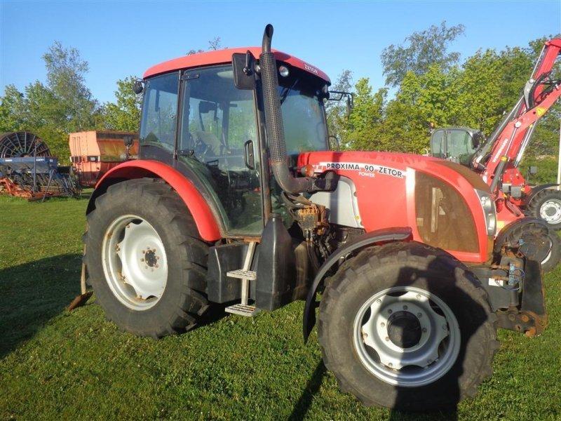 Traktor типа Zetor Proxima Power 90, Gebrauchtmaschine в Karup (Фотография 1)