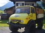Transporter & Motorkarre des Typs Amazone unimog v Andelsbuch