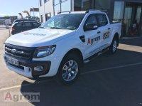 Ford Ranger Wildtrak Transporter i taczka silnikowa