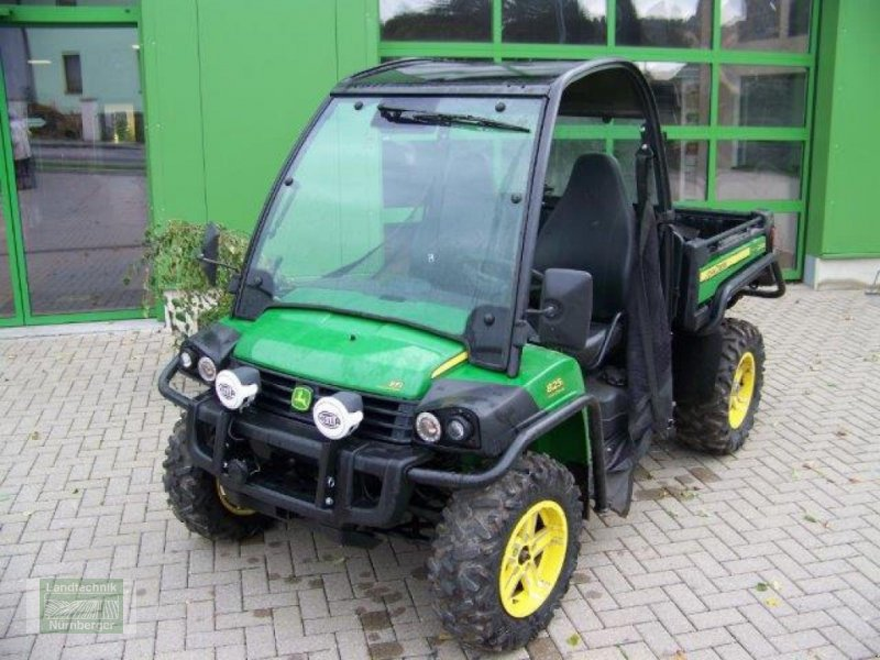 Transporter & Motorkarre of the type John Deere XUV 825I, Gebrauchtmaschine in Leubsdorf (Picture 1)