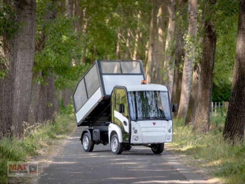 Transportfahrzeug a típus Addax Elektrofahrzeug MTM Kipper, Neumaschine ekkor: Waldkraiburg (Kép 1)
